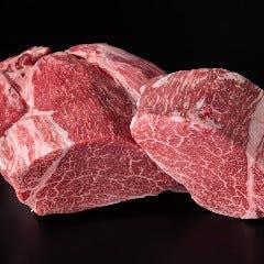 肉質にこだわりの赤身の焼肉