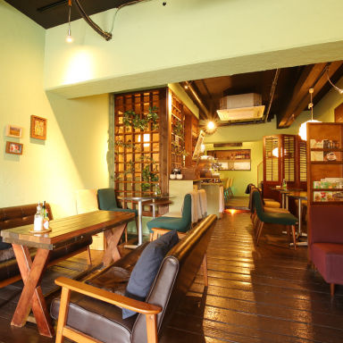 cafe bar WIRED 塚口店 メニューの画像