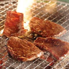 選べる塩ハラミ定食!焼肉派に!お肉の旨味がたっぷりの自慢のハラミ