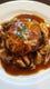 フランス産鴨のフォアグラ入りハンバーグ