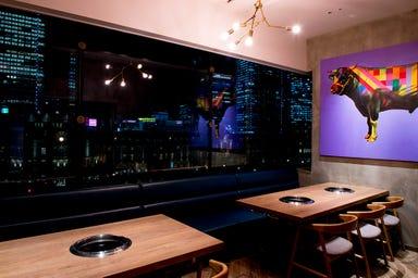 焼肉イノセントカーベリー新丸ビル店  店内の画像