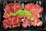 お手頃価格で焼肉定食が昼でも夜でも楽しめます!