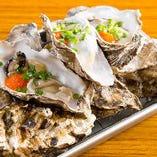 全国各地から直送の牡蠣