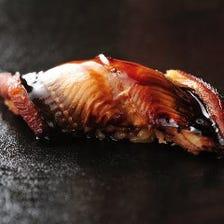 江戸前寿司といえば煮物ネタ