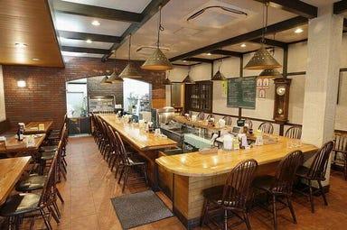 京都の洋食屋 グリルにんじん  コースの画像