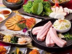 韓国料理 まだん 心斎橋店