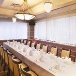 【2Fレストラン】~12名・~22名・~36名の特別個室でご予約を