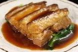 東坡肉 (トロトロ角煮)