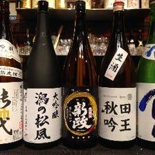 秋田の厳選地酒100銘柄