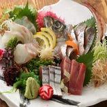 日替わり鮮魚