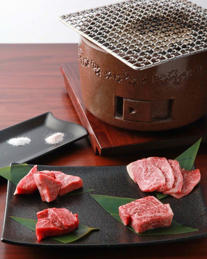お好みの味から焼き加減まで 肉の専門スタッフがご提案します