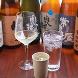 日本酒、地酒はおすすめが入る度にリスト変更いたします。