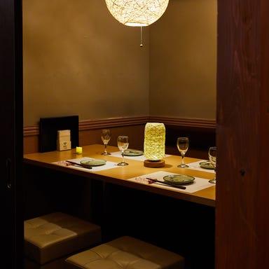 和モダン個室・肉寿司とクラフトビール 居酒屋STAR 麹町本店 店内の画像
