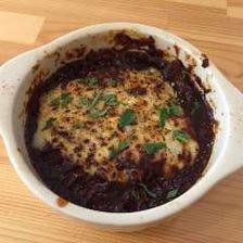 牛ハチノスの八丁味噌マサラ煮込み