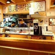 職人の握る寿司!