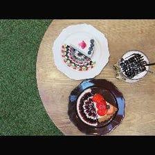 自家製ケーキ!!