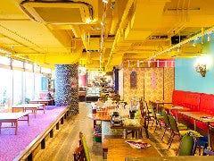cafe太陽ノ塔 NAMBACITY店