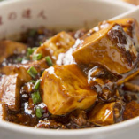 絶品の麻婆豆腐