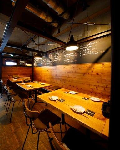 肉バル YUJIRO  店内の画像