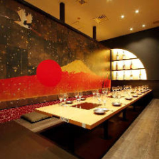 テーブル&掘りごたつの多彩な個室