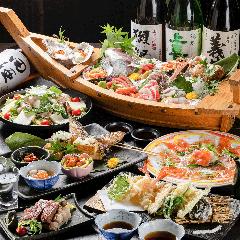 黒毛和牛と海鮮料理 のれん 横浜店