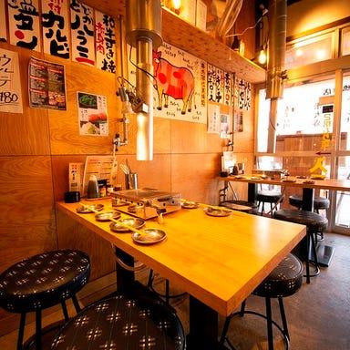 焼肉ホルモン かど家 鶴橋店 店内の画像