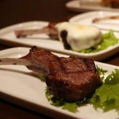WAKANUI LAMB CHOP■ BAR ■ JUBAN