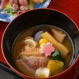 石川県の郷土料理「じぶ煮」ぜひ召し上がっていただきたい一品。