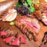 ☆肉盛り・200g☆ 本日のおすすめの肉をグリル!
