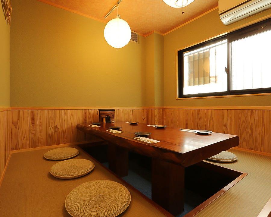 ご接待・会食に!個室あります!