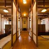 純和風の造りは外国人ゲストの方にも喜ばれています。