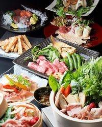 だいたい和の食 芦屋菜の花  コースの画像