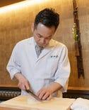 熟練の「和」を極めた料理人がつくるお料理に舌鼓