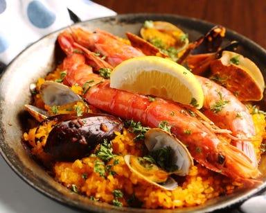 シェリー専門店&スペイン料理 しぇりークラブ コースの画像