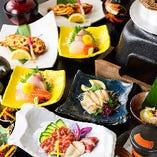 熊本の郷土料理を存分に味わえるコースを新たにご用意