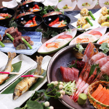 北海道和食の宴会コース