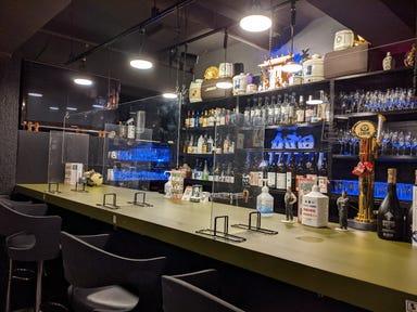 北海道産酒BAR かま田  店内の画像