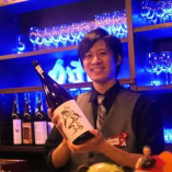 20代~30代の日本酒&焼酎唎酒師が活躍中。