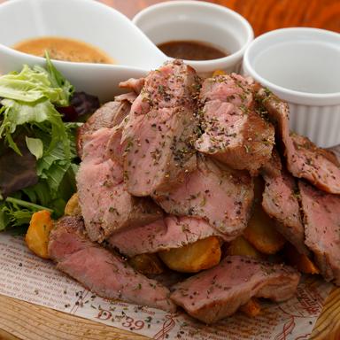 肉ビストロ 立川ビアホール  コースの画像
