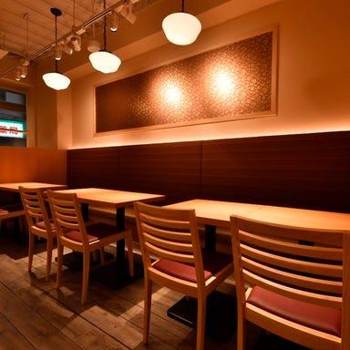 日本酒と魚 Crew's kitchen 菊名  店内の画像