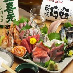 日本酒と魚 Crew's kitchen 菊名