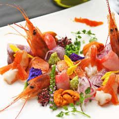 個室 朝どれ鮮魚 魚の門 刈谷店