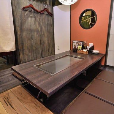 伝統粉もん専門店 雀のお宿 香里園本店 店内の画像