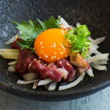 鴨と日本酒 「五角」  こだわりの画像