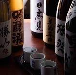 日本酒に合うお食事も
