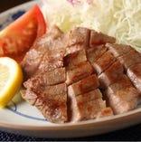 仙台名物 牛タン塩炙り焼き