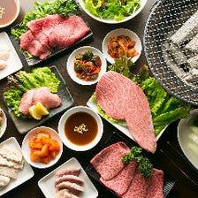 【宴会】コースは鍋も焼肉も充実◎
