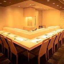 上野で決める王道和食。