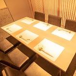 空間上野で決める王道和食。~高級感漂うプライベート空間~
