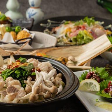 肉と魚と、たまご。 個室居酒屋 殻YABURI 船橋店 コースの画像